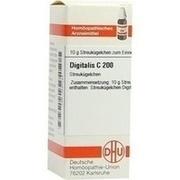 DIGITALIS C 200 Globuli