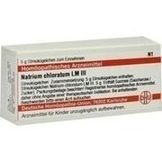 LM NATRIUM chloratum III Globuli