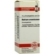 NATRIUM ARSENICOSUM C 200 Globuli