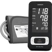 OMRON MIT Elite Plus Oberarm-Blutdruckmeßgerät PC