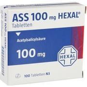 ASS 100 HEXAL Tabletten