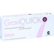 GRAVIQUICK Schwangerschafts-Frühtest
