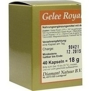 GELEE ROYAL 1x1 pro Tag Kapseln