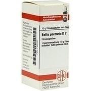 BELLIS PERENNIS D 2 Globuli