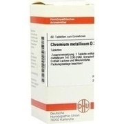 CHROMIUM METALLICUM D 30 Tabletten