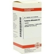 FUMARIA OFFICINALIS D 3 Tabletten
