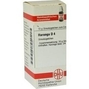 HARONGA D 4 Globuli