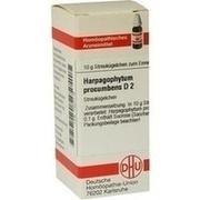 HARPAGOPHYTUM PROCUMBENS D 2 Globuli