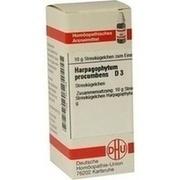 HARPAGOPHYTUM PROCUMBENS D 3 Globuli