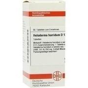 HELODERMA horridum D 12 Tabletten