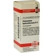 HISTAMINUM hydrochloricum D 4 Globuli