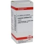LEONURUS CARDIACA D 6 Tabletten