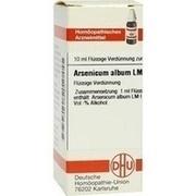 LM ARSENICUM album I Dilution