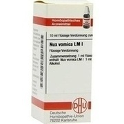 LM NUX vomica I Dilution