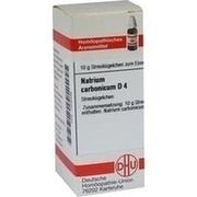 NATRIUM CARBONICUM D 4 Globuli
