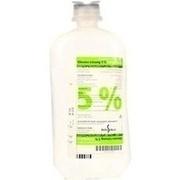 GLUCOSE 5% DELTAMEDICA Infusionslösung Plastikfl.