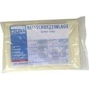 BETTSCHUTZEINLAGE Gummi 90x120 cm creme