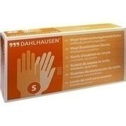 VINYL Handschuhe ungepudert Gr.S