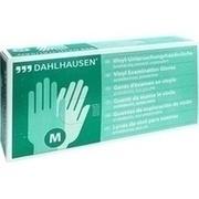 VINYL Handschuhe ungepudert Gr.M