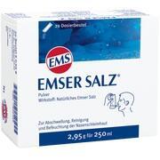 EMSER Salz Beutel