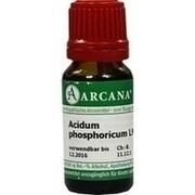ACIDUM PHOSPHORICUM LM 12 Dilution