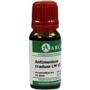 ANTIMONIUM CRUDUM LM 6 Dilution