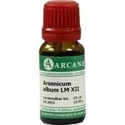 ARSENICUM ALBUM LM 12 Dilution