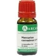 MERCURIUS CORROSIVUS LM 6 Dilution