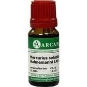 MERCURIUS SOLUBILIS Hahnemanni LM 6 Dilution