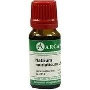NATRIUM MURIATICUM LM 12 Dilution