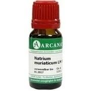 NATRIUM MURIATICUM LM 18 Dilution