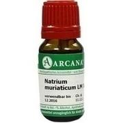 NATRIUM MURIATICUM LM 24 Dilution