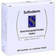 SULFODERM S Teint Kompakt Puder
