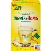 APODAY Ingwer+Honig+Vitamin C Pulver