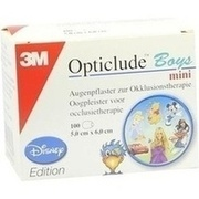 OPTICLUDE 3M Disney boys mini 2537MDPB-100