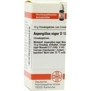 ASPERGILLUS NIGER D 12 Globuli
