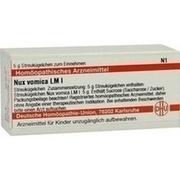 LM NUX vomica I Globuli
