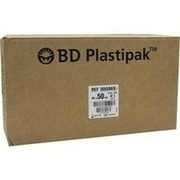 BD PLASTIPAK Spr.50 ml Luer Lok zentr.