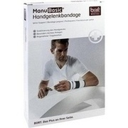 BORT ManuBasic Bandage links medium silber