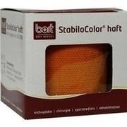 BORT StabiloColor haft Binde 6 cm orange