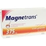 MAGNETRANS trink 375 mg Granulat