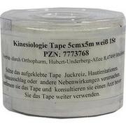 KINESIOLOGIE Tape 5 cmx5 m weiß