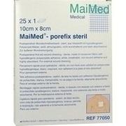 MAIMED porefix steril 8x10 cm