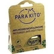PARA KITO Mückenschutz Nachfüllpack Pastille