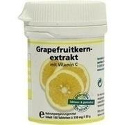 GRAPEFRUIT KERN Extrakt Tabletten