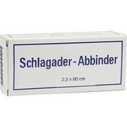 ARTERIENABBINDER 2,5x80 cm