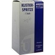 KLISTIERSPRITZE 25 g Gr.1 birnf.Weich-PVC