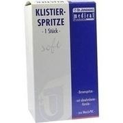 KLISTIERSPRITZE 225 g Gr.7 birnf.Weich-PVC