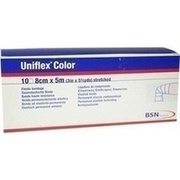 UNIFLEX Universal Binden 8 cmx5 m blau