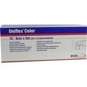 UNIFLEX Universal Binden 8 cmx5 m rot